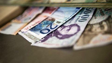 Tíz százalékkal növekedhetnek a bruttó bérek idén