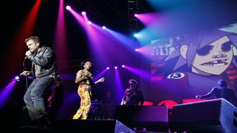 A Gorillaz és Macklemore-ék is koncerteznek Budapesten