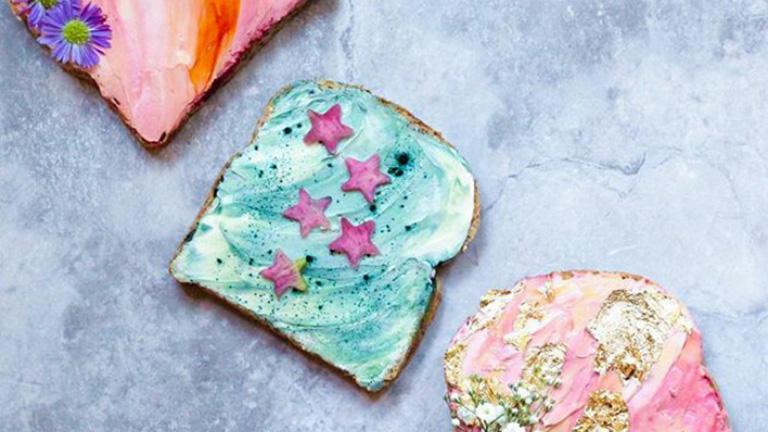 Hableány-pirítósokat imádnak az Instagramon