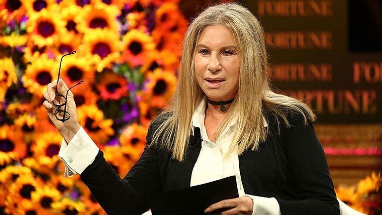 Nem nehéz belátni, mitől olyan nagy szám még 75 évesen is Barbra Streisand