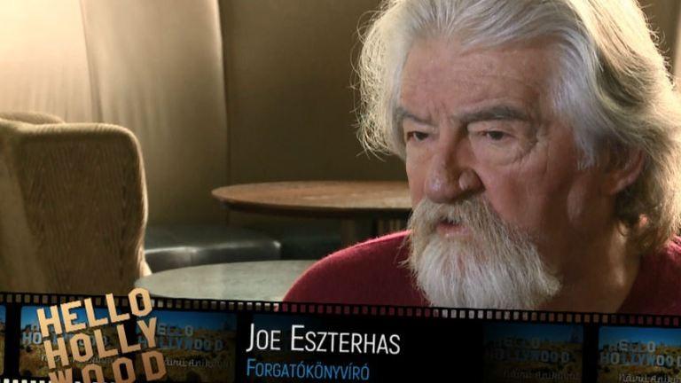 Életét köszönheti Joe Eszterhas Puskás Ferencnek