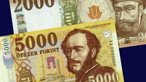 Nem tetszenek az automatáknak az új bankjegyek