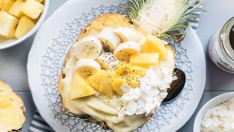Ananászból falatozni az új menőség