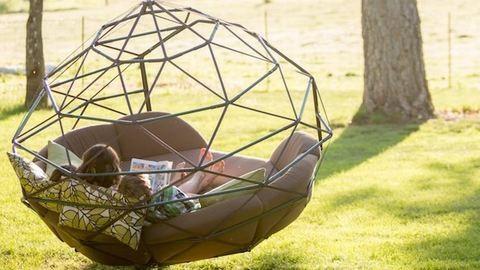 A nyári álmok ezzel a dizájnos függőággyal kezdődnek