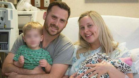 Világra hozta halálos beteg kislányát, hogy szervdonor lehessen