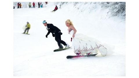 Extrém esküvők: közel a mennyországhoz