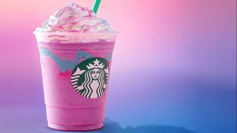 A Starbucks baristái egyáltalán nincsenek oda az unikornis frappuccinóért