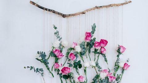 Belőled lesz a tavasz tündére, ha elkészíted ezt a meseszép függő virágtartót!