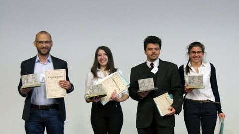 Magyar diákok nyertek a nemzetközi versenyen