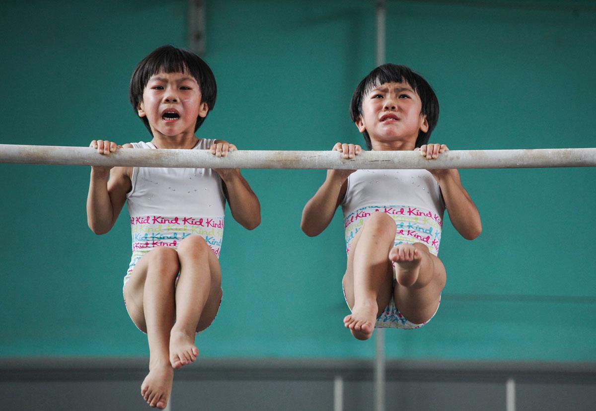 Sport kategória első díj - Fotó: Yuan Peng/Sony World Photography Awards