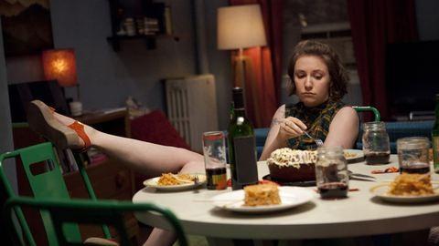 """""""A hűtőre írta ki, hogy ma se várjam meg. Egy újabb magányos vacsora..."""""""
