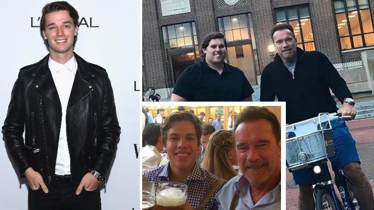 Arnold Schwarzenegger 3 fia nagyon különböző