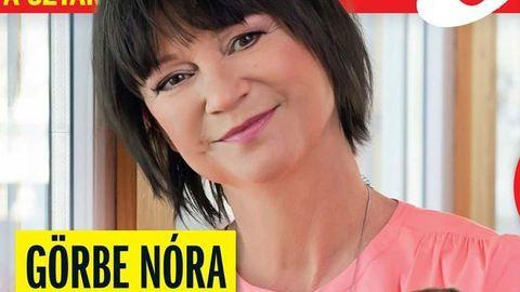Görbe Nóra a férje haláláról: legyőzte a rák