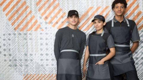 Birodalmi egyenruhára hasonlítanak a McDonald's új uniformisai