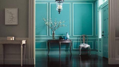 Színek a lakásban – Így hatnak a színek hangulatunkra