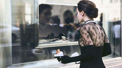 Audrey Hepburn klasszikusa ihlette ezt a csodaszép esküvői ruha kollekciót