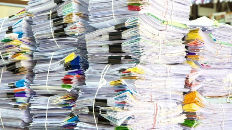 Egyelőre maradhat az iskolai papírgyűjtés