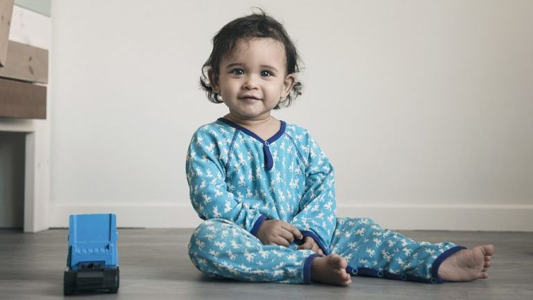 A szegénység károsan hathat a babák agyfejlődésére - új kutatás