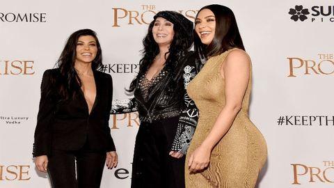 Kim Kardashian elvesztett 100 ezer követőt a narancsbőrös feneke miatt