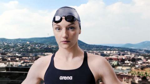 Óriások lettek az úszókból a nyári vizes-vb új imázsfilmjében