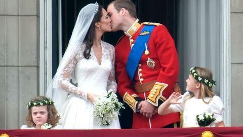 Kereken 6 éve házasok – nézd meg újra Katalin és Vilmos esküvőjét!