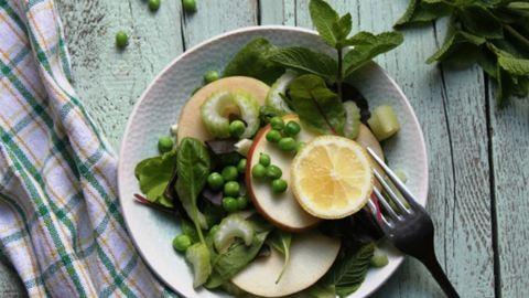 Könnyű hétvégi saláta, amit te is szeretni fogsz