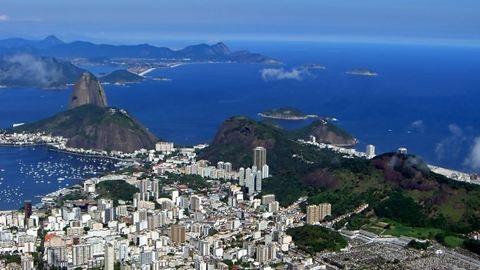 Íme Brazília akkora felbontásban, hogy azt már a géped sem tudja megemészteni