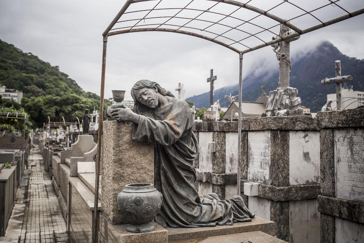 Riói temető