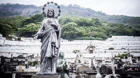 A riói temető, amit a szellemjárás miatt még a helyiek is elkerülnek