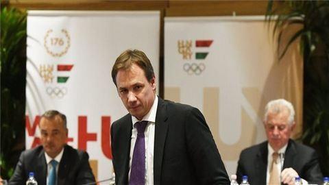 Új elnöke van a Magyar Olimpiai Bizottságnak