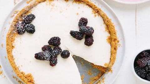 15 perc alatt elkészülsz ezzel a csodás, sütés nélküli sajttortával