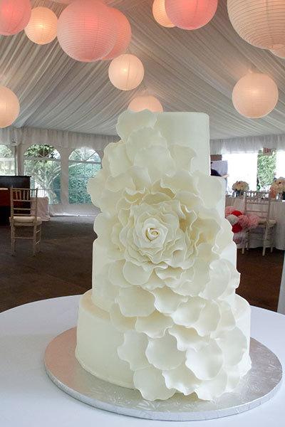 Extrém esküvői torták, amiket szinte vétek megenni