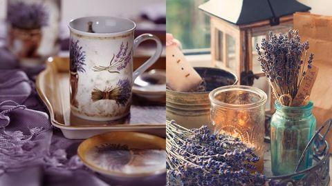Indítsd el a szezont: szuper levendulás dekorációk az otthonodba!