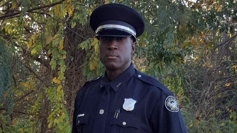 Che Milton megmutatta, hogy egy kis emberség mennyit ér (Fotó: Atlanta Police Department)
