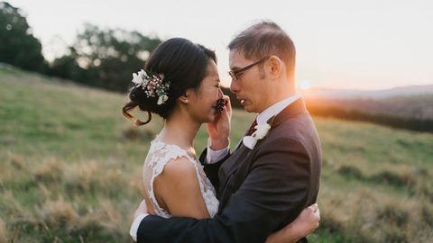 A világ legmeghatóbb esküvői fotóján zokog a net