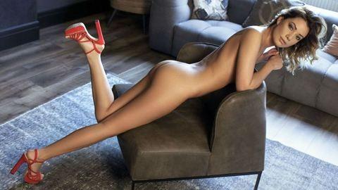 Erotikus és meztelen képek az Exek az édenben újabb szereplőjéről