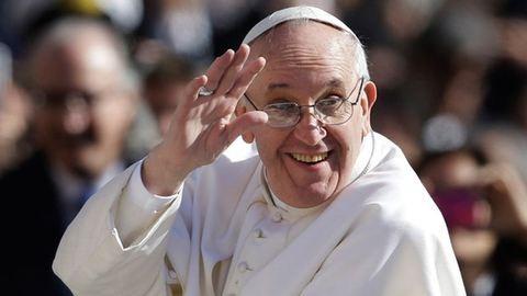 Hamarosan meg is lehet nézni Ferenc pápát első filmszerepében