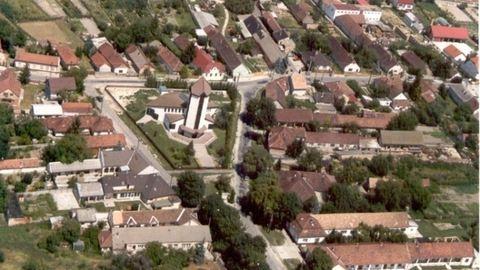 Ötszáz kilós bombát találtak Szigetszentmiklósnál
