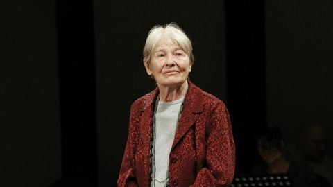 Kórházi ágyában vette át az életműdíjat Törőcsik Mari