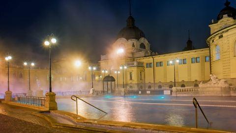 Komoly elismerést kapott a Széchenyi Gyógyfürdő