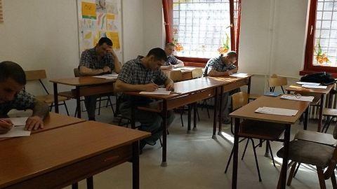 Érettségi 2017: Elkezdődött a vizsga a börtönökben is