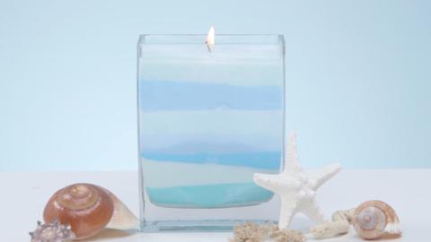 DIY: készíts illatos, sellős gyertyát!