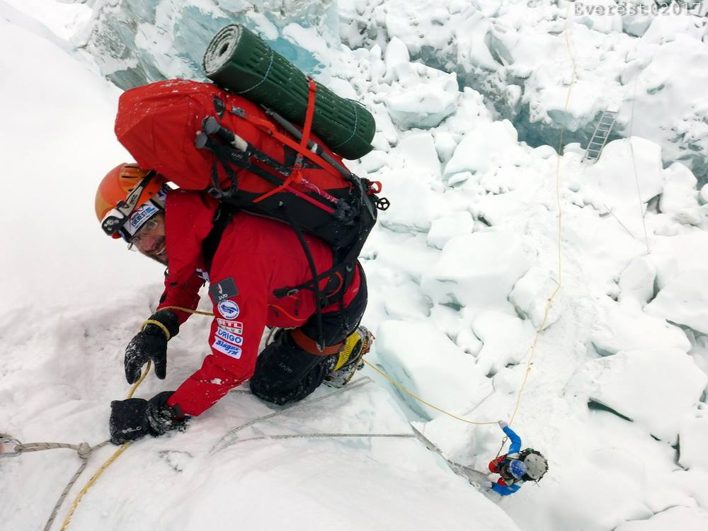 Magyar Everest Expedíció 2017
