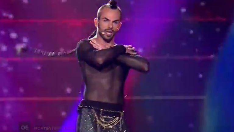 Eurovíziós Dalfesztivál 2017: 9 GIF-ben mutatjuk, hogy milyen volt az első elődöntő
