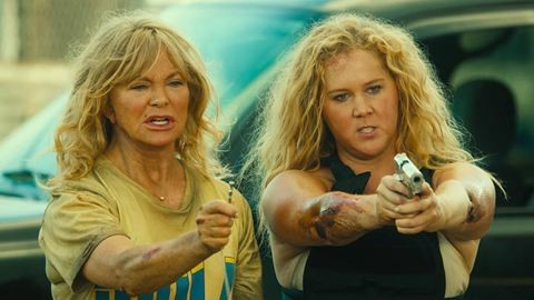 Goldie Hawn és Amy Schumer ennél jobb filmet érdemelne - Ó, anyám kritika