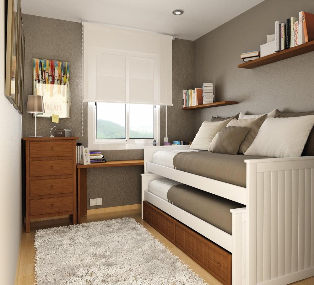 Rendezd be ötletesen apró hálószobád!