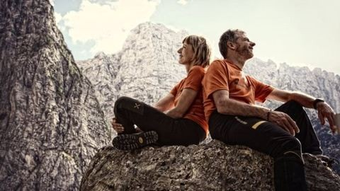 Olasz házaspár világraszóló diadala