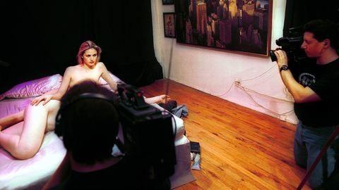 Így forgatták a pornót 20 éve