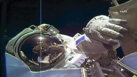 Kövesd élőben a NASA asztronautáinak űrsétáját!