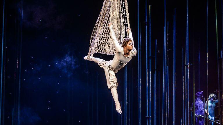 Fernando Miro – a Cirque du Soleil kitetovált művésze